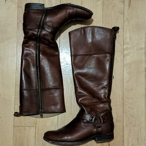 Frye Knee High Boots BARELY WORN